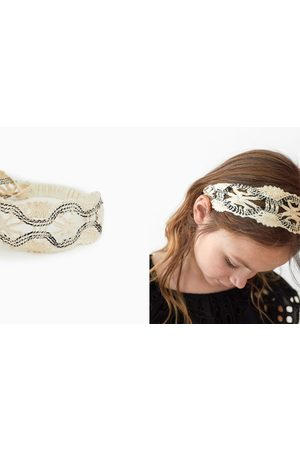 Zara Crochet headband