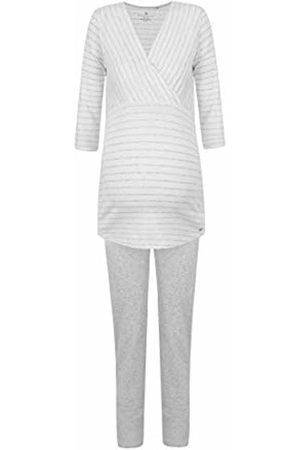 bellybutton Women's 2tlg. Set Still Pyjama T-Shirt 1/1 Arm + Hose Maternity Pyjamas Not Applicable