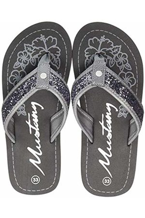 Mustang Girls' 5041-702-2 Flip Flops 3.5 UK