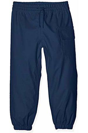 Hatley Children Splash Pants Rain Trousers, (Classic Navy)