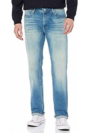 Jack & Jones NOS Men's JJICLARK Jjoriginal JJ 146 STS Straight Jeans, Blau Denim
