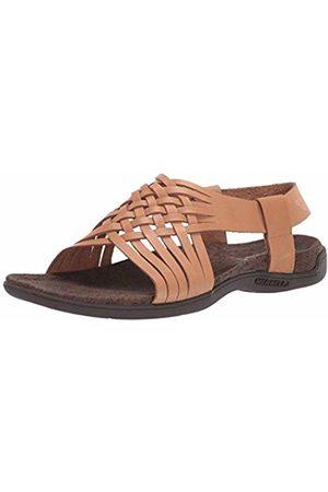 Merrell Women's's District Mahana Backstrap Sling Back Sandals, Natural Tan