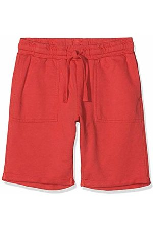 Brums Boy's Bermuda Felpina Short (Rosso Medio 01 720) 110 (Size: 5A)