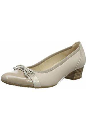 Gabor Shoes Women's Comfort Fashion Closed-Toe Pumps (Ecru Kombi 22) 6 UK