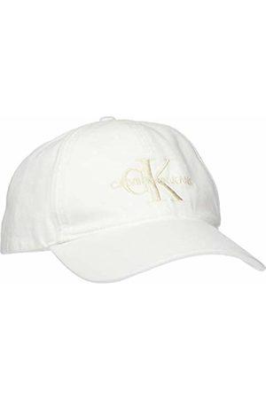 Calvin Klein Men's J Monogram Cap M Baseball (Bright 107)