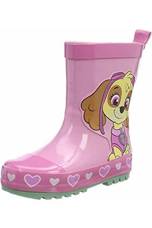 Paw Patrol Girls Kids Rainboots Boots Wellington
