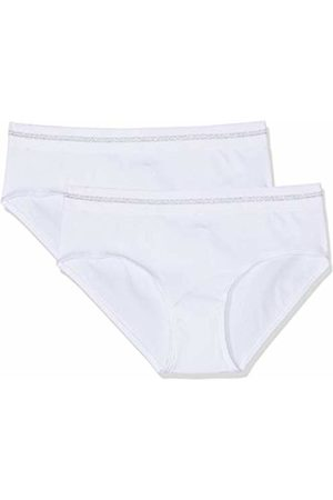 Schiesser Girl's Long Life Cotton 2pack Panties Knickers