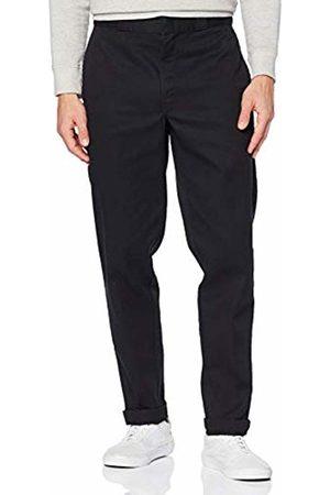 Dickies Men's Jamesport Suit Trousers, (Rinsed RBK)