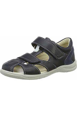 Ricosta Boys' Kaspi Closed Toe Sandals (Nautic 175) 8 UK