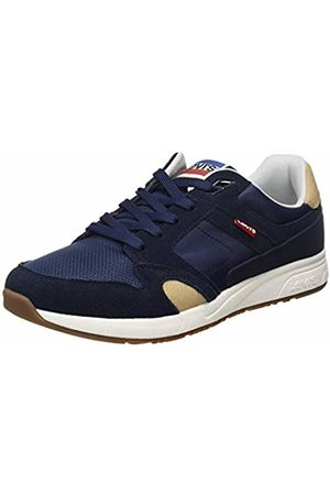 Levi's Footwear and Accessories Men's Sutter Trainers, (Navy 17)
