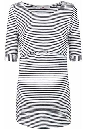 bellybutton Women's T-Shirt 1/4 Arm Mit Stillfunktion Maternity T - Shirt Not Applicable