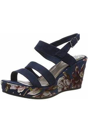 Marco Tozzi Women's 2-2-28357-22 Ankle Strap Sandals