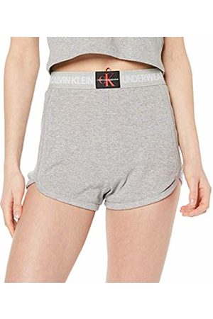 Calvin Klein Women's Sleep Short ( Heather 020)