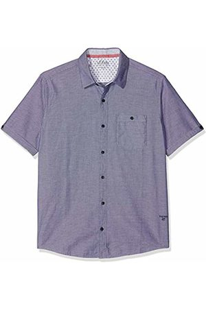s.Oliver Men's 03.899.22.4578 Casual Shirt