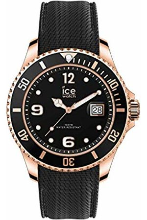 Ice-Watch Mens Analogue Quartz Watch with Silicone Strap 16766