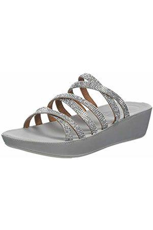 57760c38caf1 FitFlop crystal-embellished women s shoes