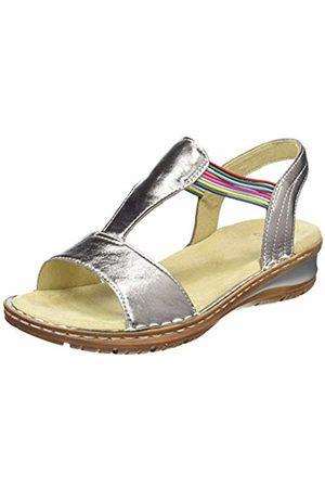 ARA Women's Hawaii 1237206 T-Bar Sandals