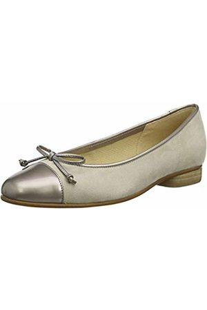 Gabor Shoes Women's Basic Ballet Flats (Puder/ 94) 3.5 UK (36 EU)