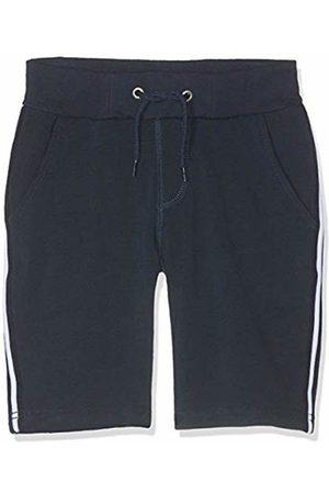 Name it Boy's Nkmhonk Unb SWE Long Shorts W Tape Noos Dark Sapphire