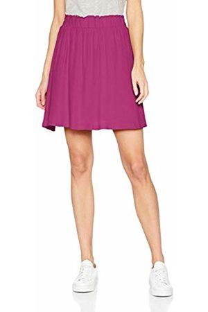 Selected Femme Women's SLFBISMA MW Skirt Violett Clover