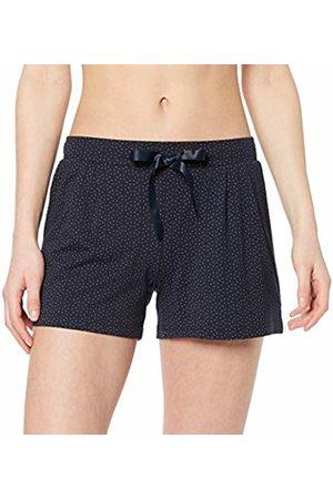 Schiesser Damen Mix /& Relax Frotteeshorts Schlafanzughose