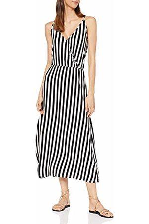 Ichi Women's Ihclayton Dr Dress, ( Striped 10009)