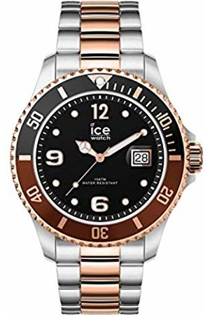 Ice-Watch Unisex Adult Analogue Quartz Watch with Stainless Steel Strap 16546