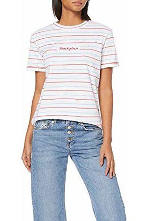 BlendShe Women's Bsbethany R Tee T-Shirt, (Bright 20004)