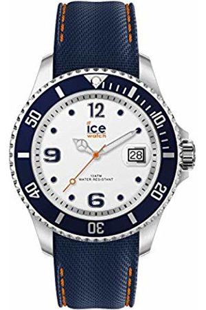 Ice-Watch Mens Analogue Quartz Watch with Silicone Strap 16771