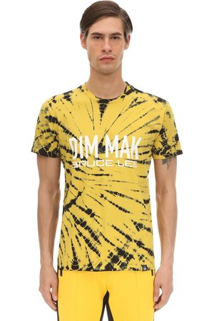 DIM MAK COLLECTION Limited Edition Tie Dye Jersey T-shirt