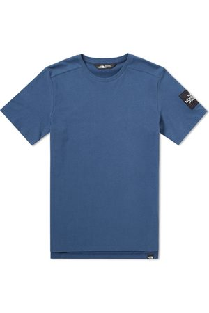 The North Face Fine 2 Tee Blue Wing Teal