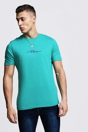 Boohoo Original MAN Print T-Shirt