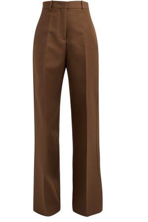 Jil Sander Gabriele Wide Leg Trousers - Womens