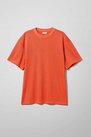 Weekday Men T-shirts - Great Mesh T-shirt