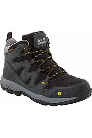 Jack Wolfskin Unisex Kids' MTN Attack 3 Texapore Mid K Wasserdicht High Rise Hiking Shoes