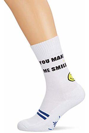 Burlington Men's Smiley Skate Calf Socks 2000)
