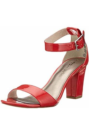 Tamaris Women's 1 1 28011 32 001 Open Toe Sandals: Amazon.co
