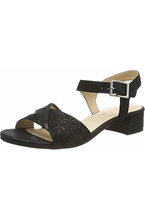 Caprice Women's Carla Ankle Strap Sandals, ( Comb 19)