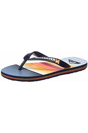 Quiksilver Molokai Stripe - Flip-Flops - Men - EU 41 - Black