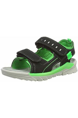 Ricosta Boys' Tajo Ankle Strap Sandals 11.5 UK