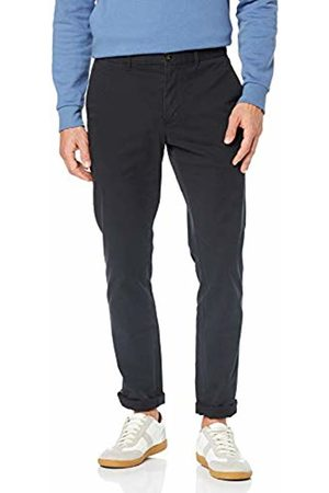 Tommy Hilfiger Men's's Straight Denton Chino Str Pima Trouser Jet 083
