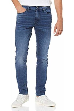 HUGO BOSS Men's 734 Skinny Fit Jeans