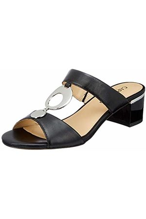 Caprice Women's Arielle Ankle Strap Sandals, ( Nappa 22)