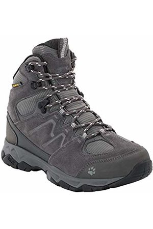 Jack Wolfskin Women's MTN Attack 6 Texapore Mid W High Rise Hiking Shoes, ( Haze 4650)