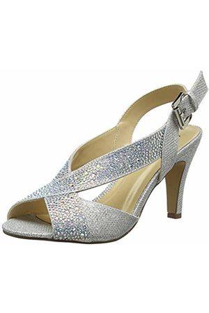 Lotus Women's Anya Open Toe Heels, ( Jj)