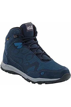 Jack Wolfskin Men's Activate Xt Texapore Mid M Wasserdicht High Rise Hiking Shoes, (Night 1010)