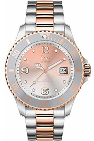 Ice-Watch Womens Analogue Quartz Watch with Stainless Steel Strap 16769