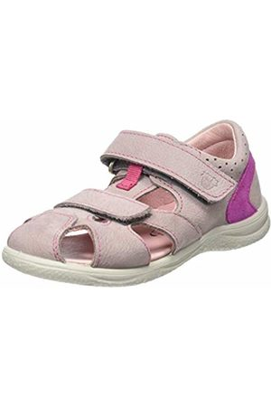 Ricosta Girls' Kaspi Closed Toe Sandals (Viola 325) 6 UK