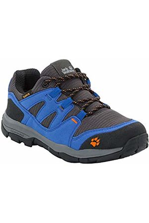 Jack Wolfskin Unisex Kids' MTN Attack 3 Texapore Low K Wasserdicht Rise Hiking Shoes, (Vibrant 1615)