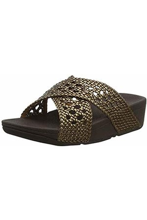 a89dcca3c8de FitFlop Women s Twine LULU Slide Open Toe Sandals